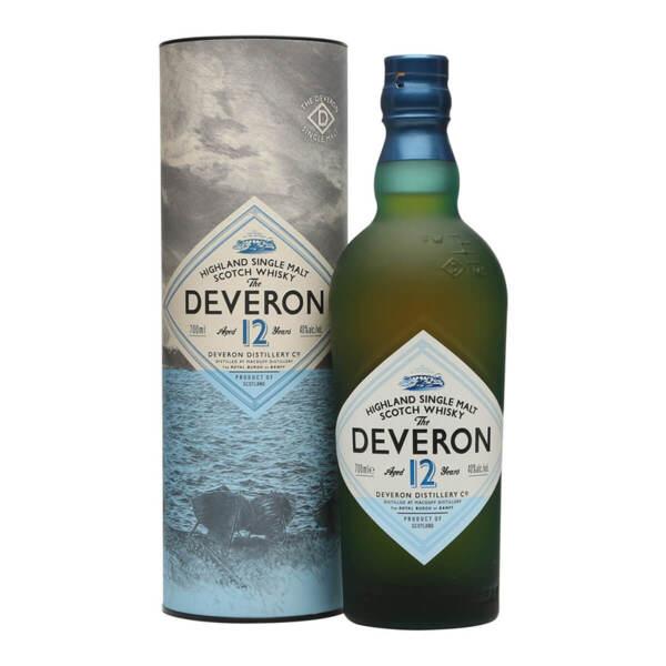 The Deveron 12 Y.O. 700ml.
