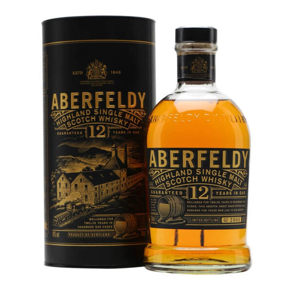 Aberfeldy 12 Y.O. 700мл.