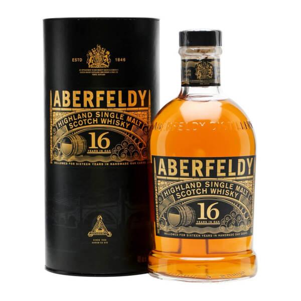 Aberfeldy 16 Y.O. 700ml.
