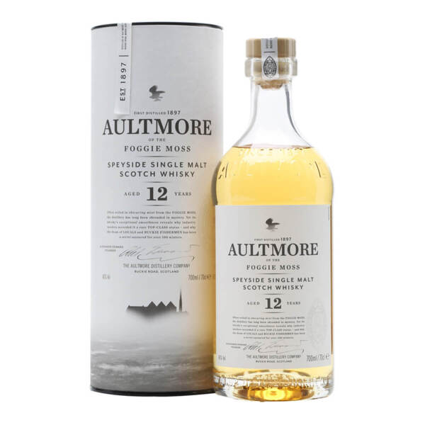 Aultmore 12 Y.O. 700ml.