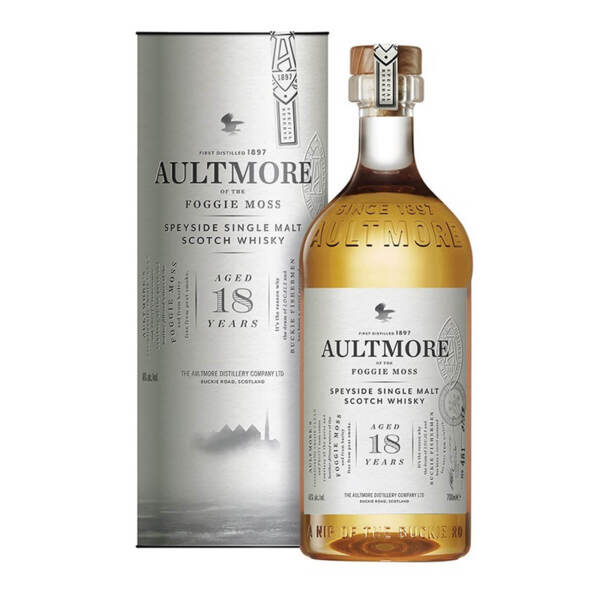 Aultmore 18 Y.O. 700ml.