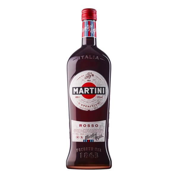 Вермут Martini Rosso 1.0l.