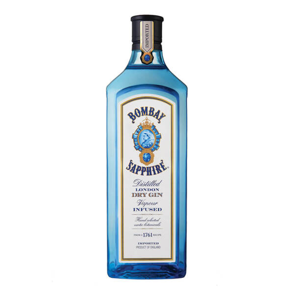 Джин Bombay Sapphire 700ml.