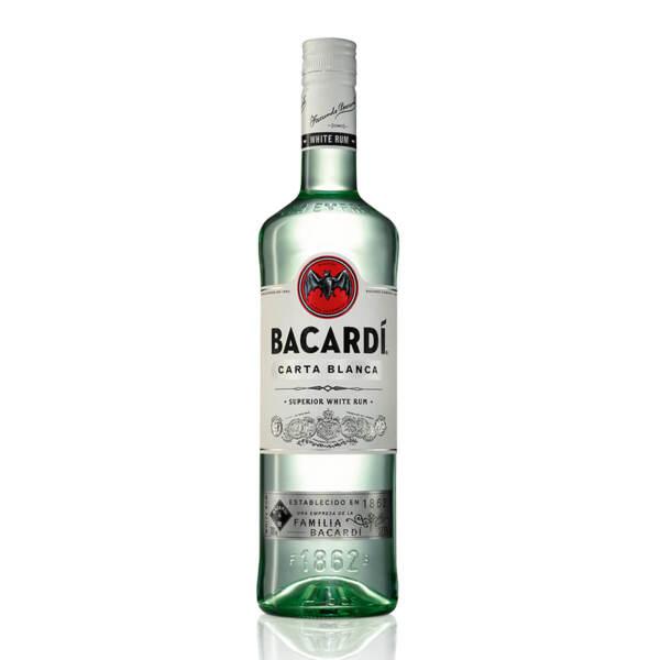 Ром BACARDÍ Carta Blanca 1.0l.