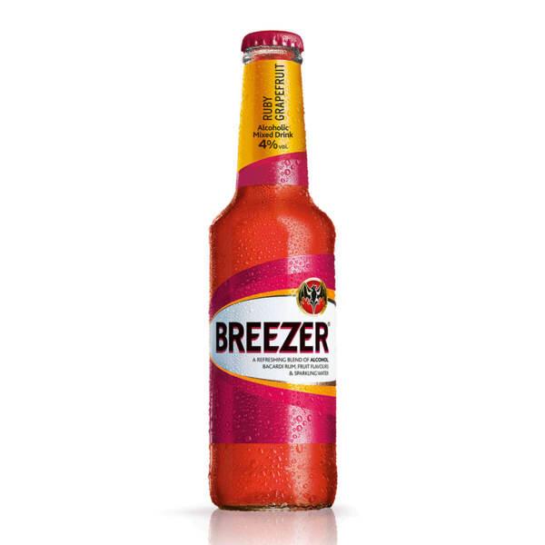 Бакарди Брийзър с грейпфрут 275мл.