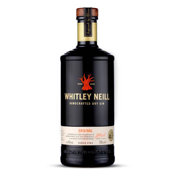 Джин Whitley Neill Classic 700ml.