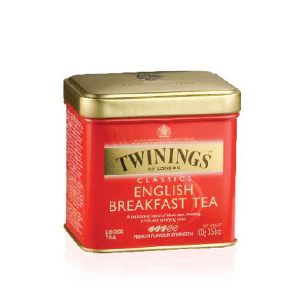 Насипен чай Twinings Английска закуска 100гр.