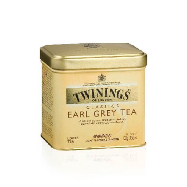 Насипен чай Twinings Ърл Грей 100гр.