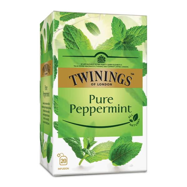 Чай Twinings Infuso Мента 20 филтър пакетчета х 1.5гр.