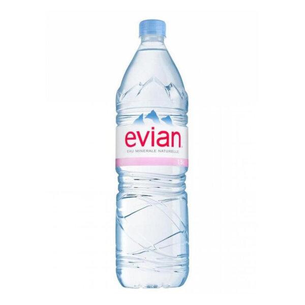 Вода Евиан 1.5л. PET