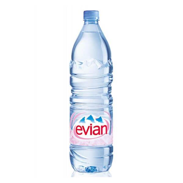 Вода Евиан 1.0л. PET