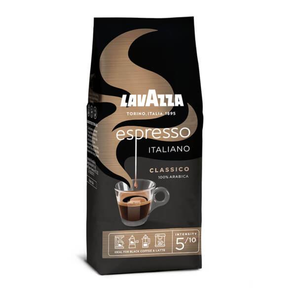 Кафе на зърна Lavazza Еспресо в плик 250гр.