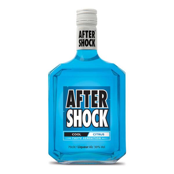 Ликьор After Shock Blue 700ml.