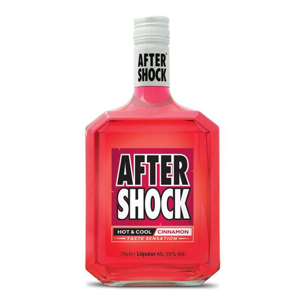 Ликьор After Shock Red 700ml.