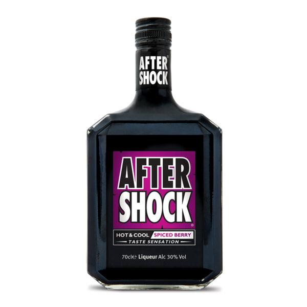 Ликьор After Shock Black 700ml.