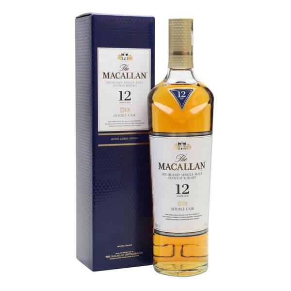 The Macallan Double Cask 12 Y.O. 700ml.