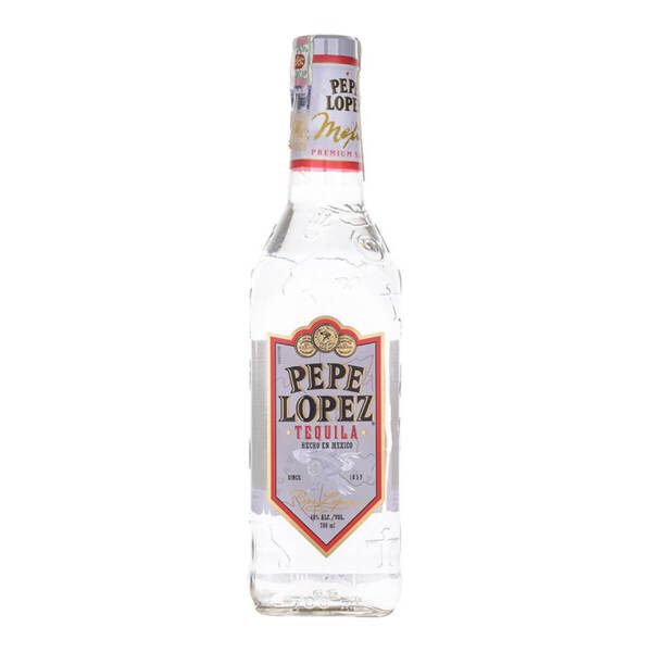 Текила Pepe Lopez Silver 700ml.