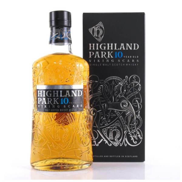 Highland Park Viking Scars 10 Y.O. 700ml.
