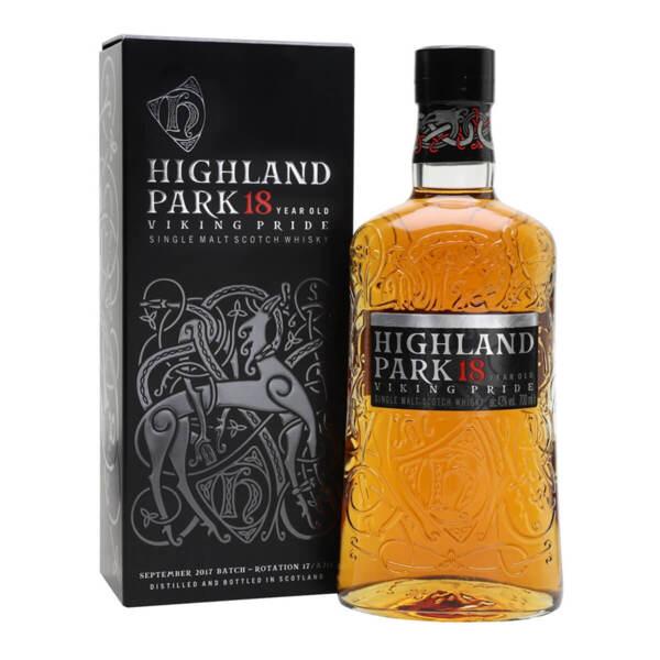 Highland Park Viking Pride 18 Y.O. 700ml.