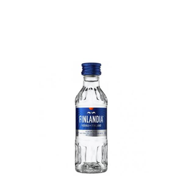 Водка Finlandia 50ml.