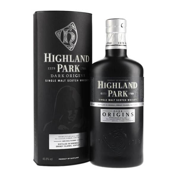 Highland Park Dark Origins 700ml.