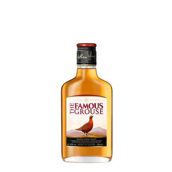 The Famous Grouse 200ml.