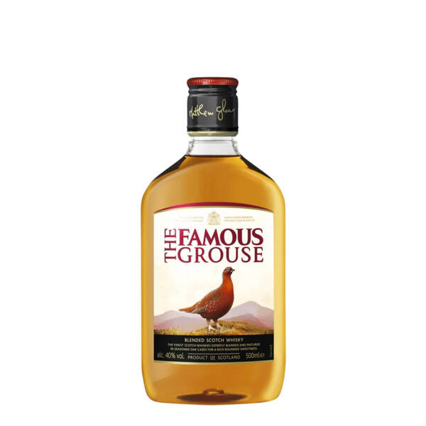 The Famous Grouse 500ml.