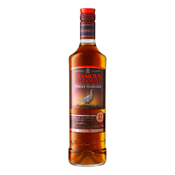 The Famous Grouse 12 Y.O. 700ml.