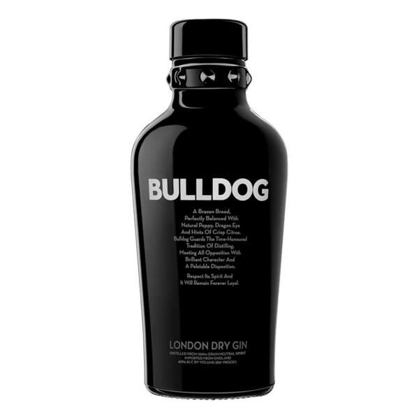 Bulldog London Dry Gin 700ml.
