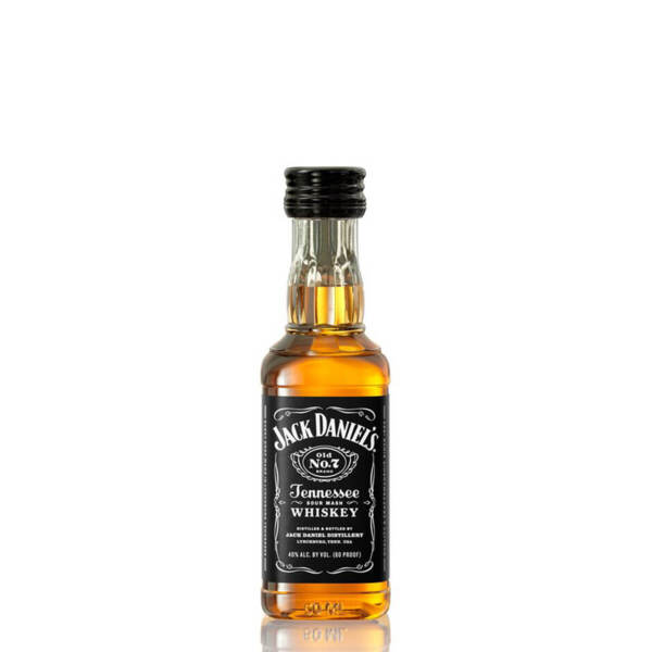 Jack Daniel's Tennessee Whiskey 50ml.
