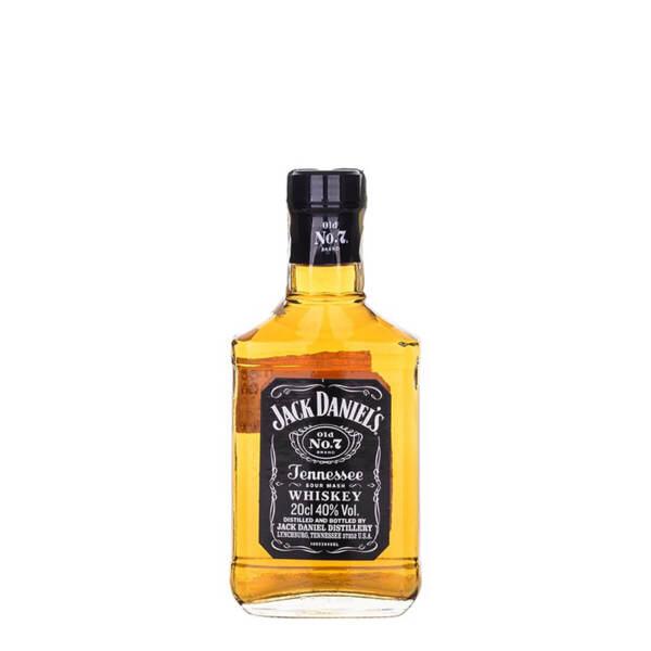 Jack Daniel's Tennessee Whiskey 200ml.
