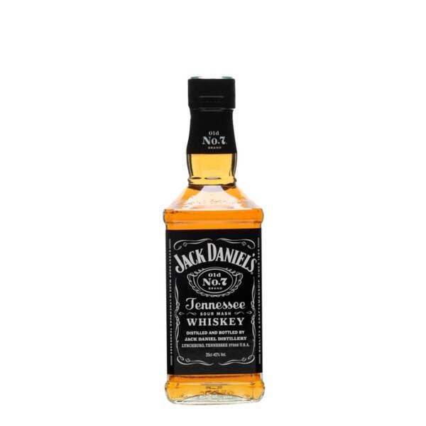 Jack Daniel's Tennessee Whiskey 350ml.