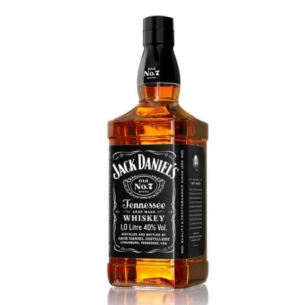 Jack Daniel's Tennessee Whiskey 1.0l.