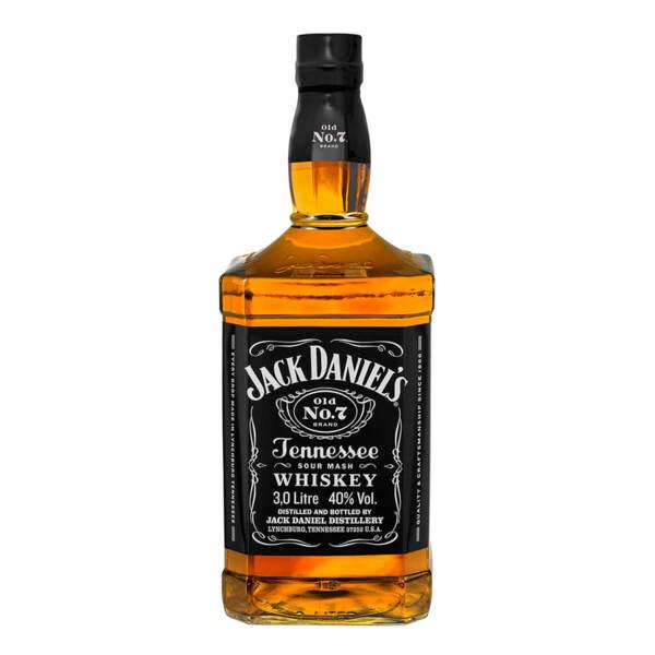Jack Daniel's Tennessee Whiskey 3.0l.