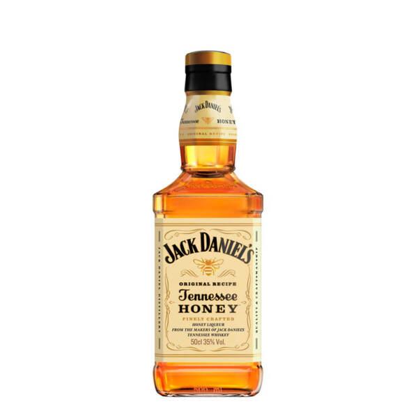 Jack Daniel's Tennessee Whiskey с мед 500ml.