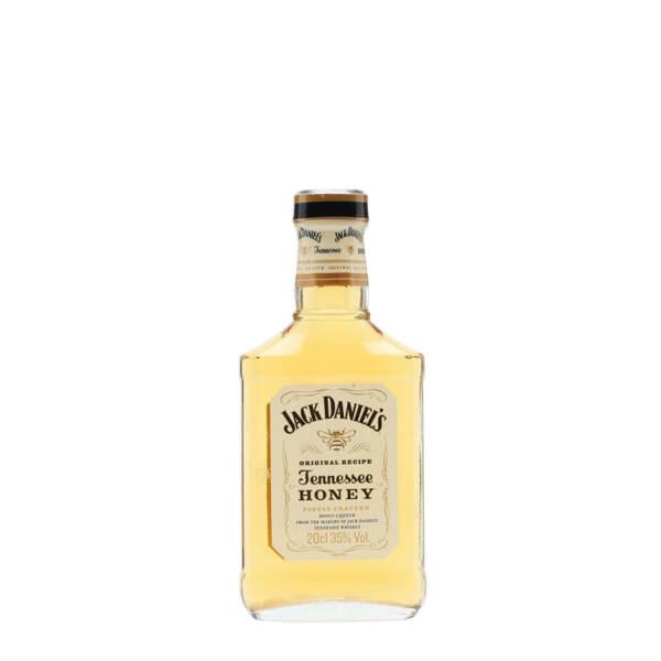 Jack Daniel's Tennessee Whiskey с мед 200ml.