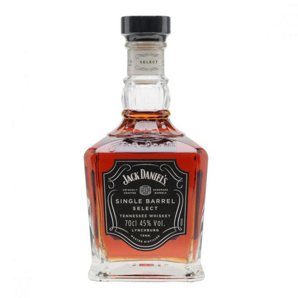 Jack Daniel's Single Barrel 700ml.