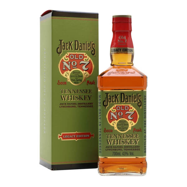 Jack Daniel's Legacy Edition Series First Edition 700ml.