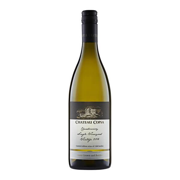Шато Копса Шардоне Single Vineyard 2018, 0.75л.