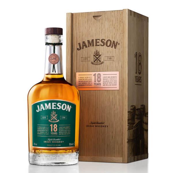 Jameson 18 Y.O. Box 700ml.