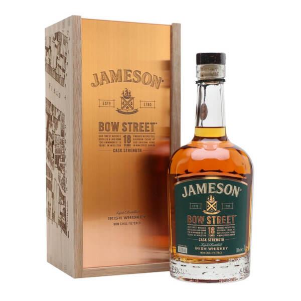 Jameson 18 Y.O. Bow Street Cask 700ml.