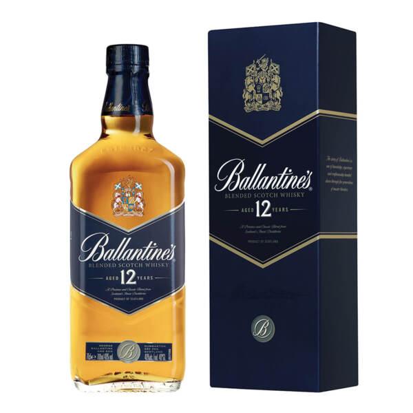 Ballantine's 12 Y.O. 700ml.