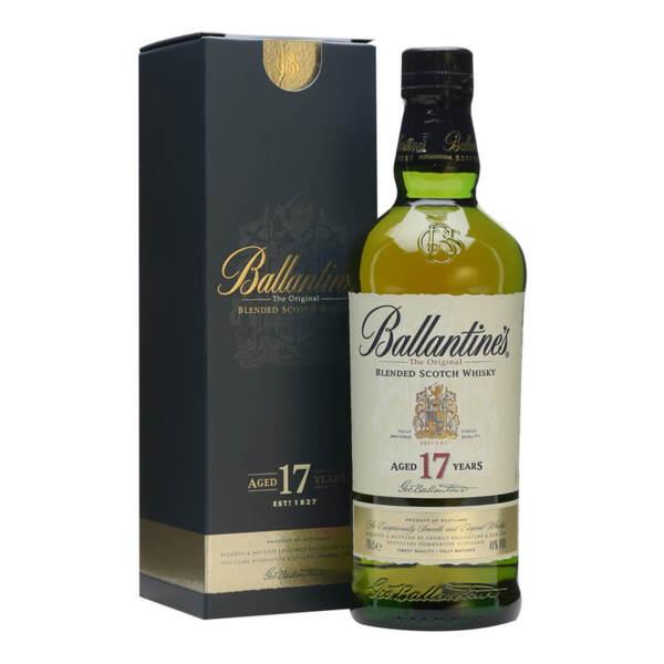 Ballantine's 17 Y.O. 700ml.