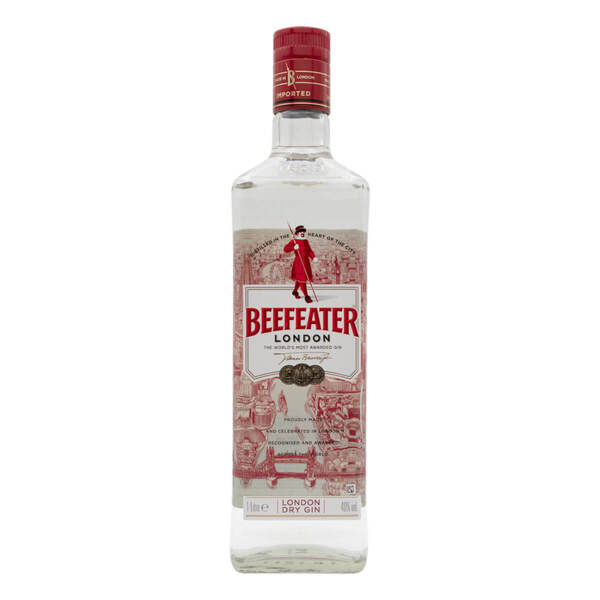 Джин Beefeater London Dry 1.0l.