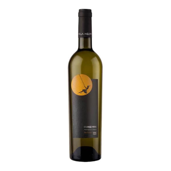 Оранжево вино Вила Мелник 2018, 0.75л.
