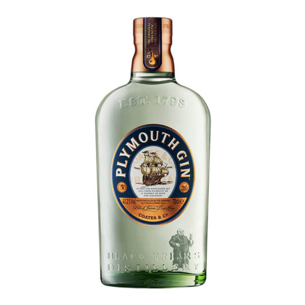 Джин Plymouth Gin England Original 700ml.