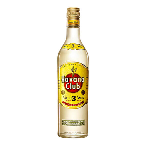 Ром Havana Club 3 Y.O. 700ml.