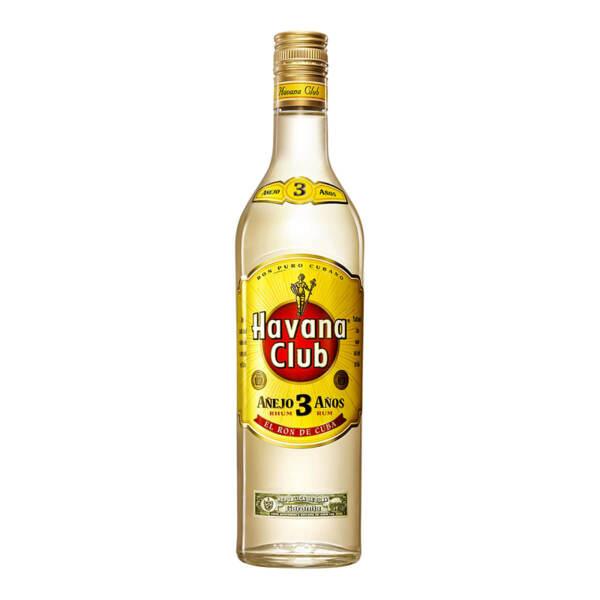 Ром Havana Club 3 Y.O. 1.0l.