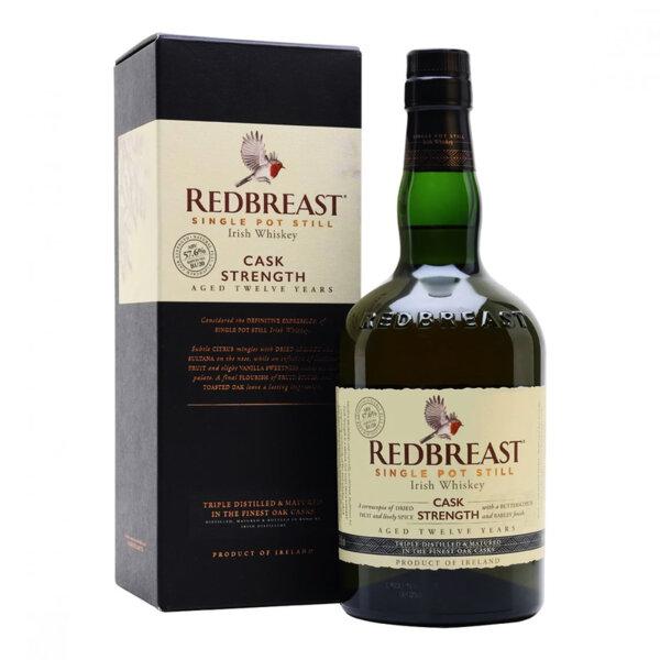 Redbreast Cask Strength 12 Y.O. 700ml.