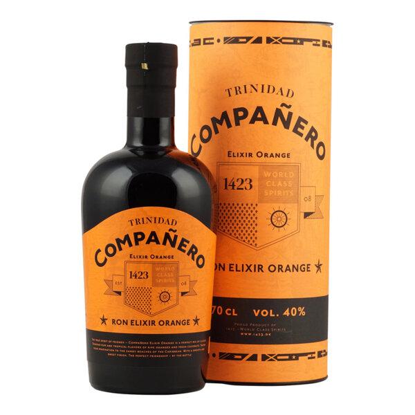 Ром Compañero Elixir Orange 700ml.